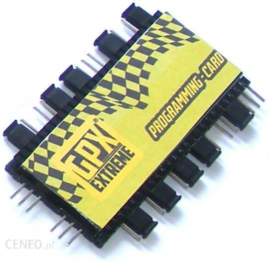 GPX Extreme Karta programująca do regulatorów GPX Extreme GPX 002-05080