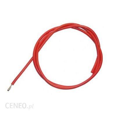 gpx extreme Przewód silikonowy 14AWG/2 mm2 czerwony 1m gpxam130314awgr