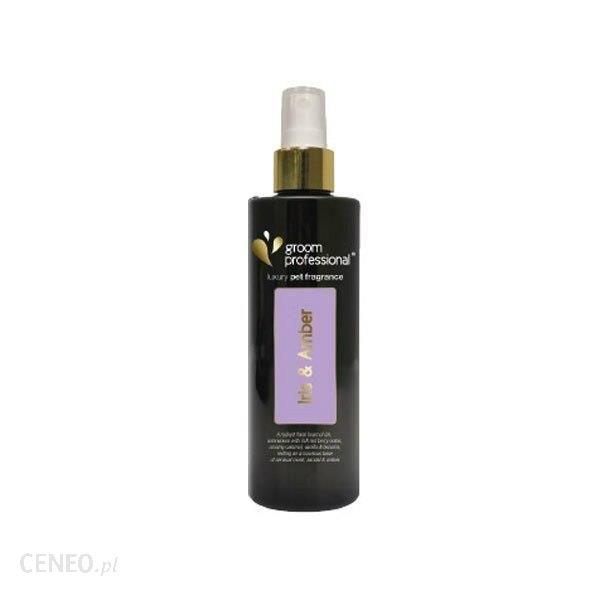 Groom Professional Iris & Amber Luksusowa Woda Perfumowana Z Nutą Irysa I Bursztynu 500ml