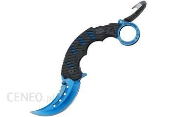 haller stahlwaren niemcy nóż Haller Kieszonkowy Karambit Blue 84737H