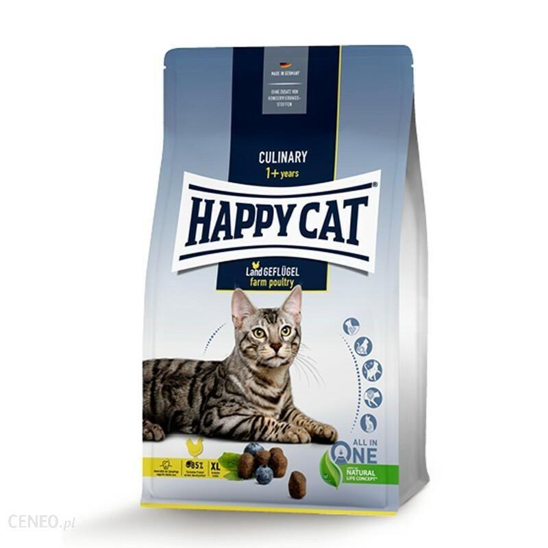 Happy Cat Culinary Adult Land Drób 10Kg