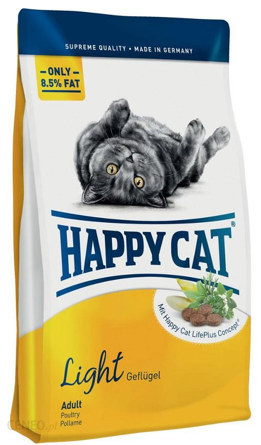 Happy Cat Fit&Well Adult Light 10Kg