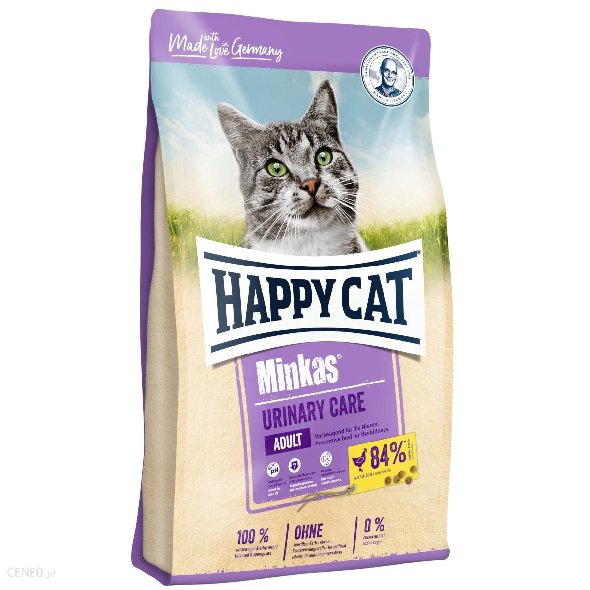 Happy Cat Minkas Urinary Care 1