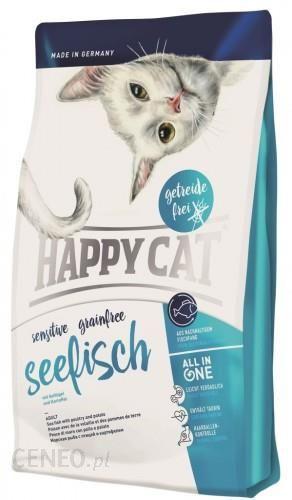 Happy Cat Sensitive Grainfree Ryba Morska 300g