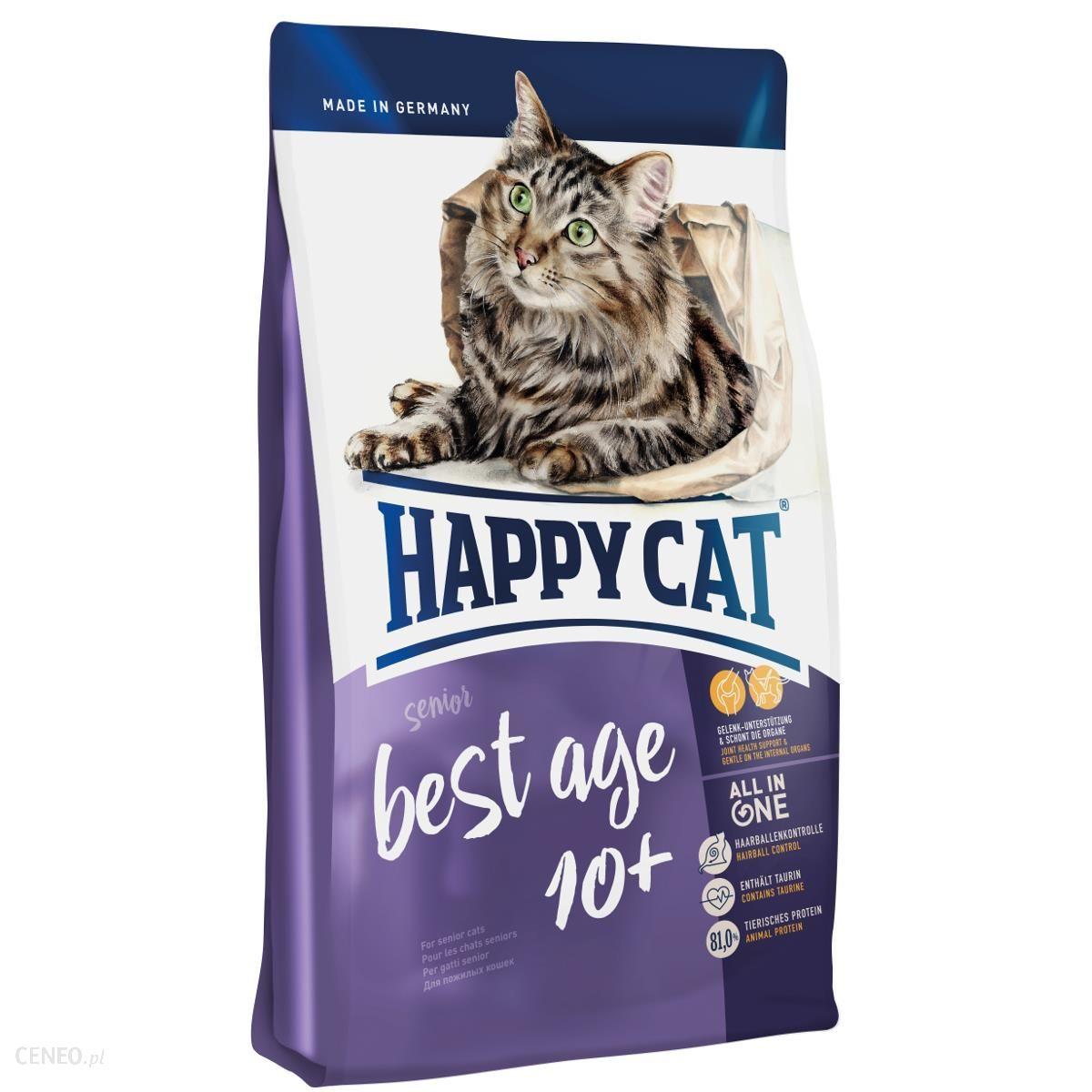 Happy Cat Supreme Fit Well Best Age 10+ 0
