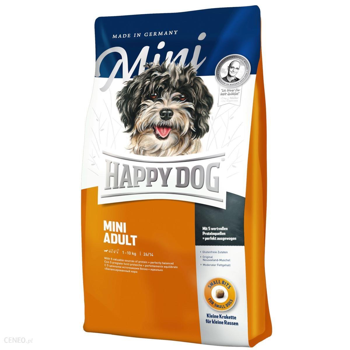 Happy Dog Fit&Well Adult Mini 8Kg