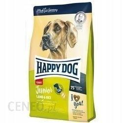 Happy Dog Junior Giant lamb&rice 4Kg