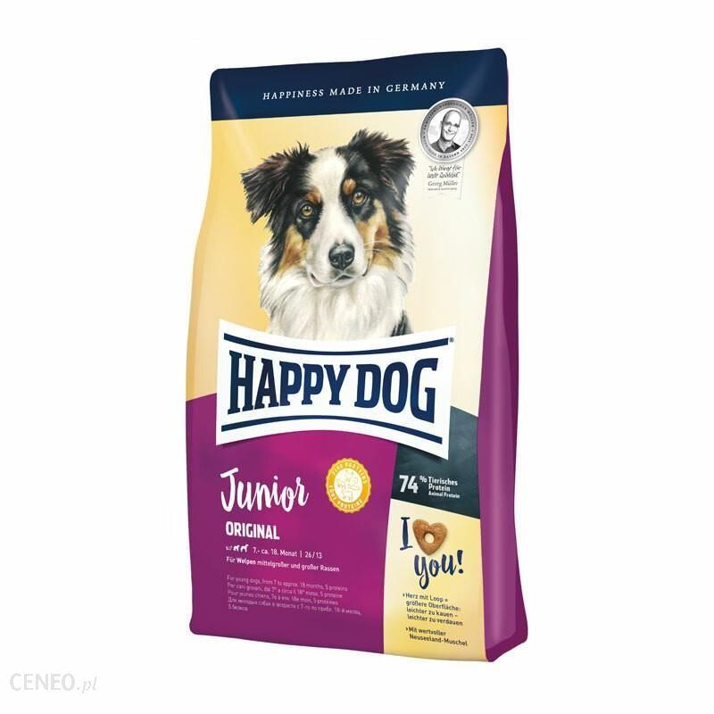 Happy Dog Original Junior 10Kg