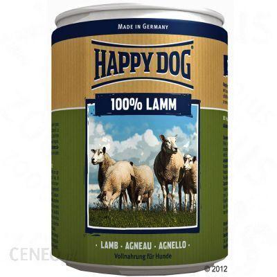 Happy Dog Pure Mięso Bawole 6x400G