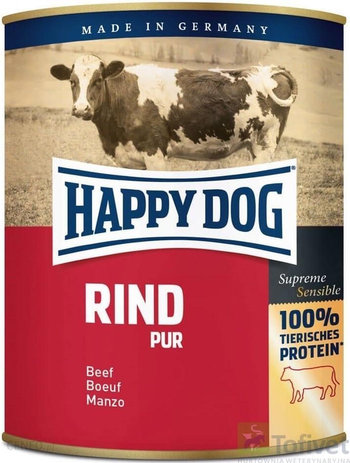 Happy Dog Rind pur 800g