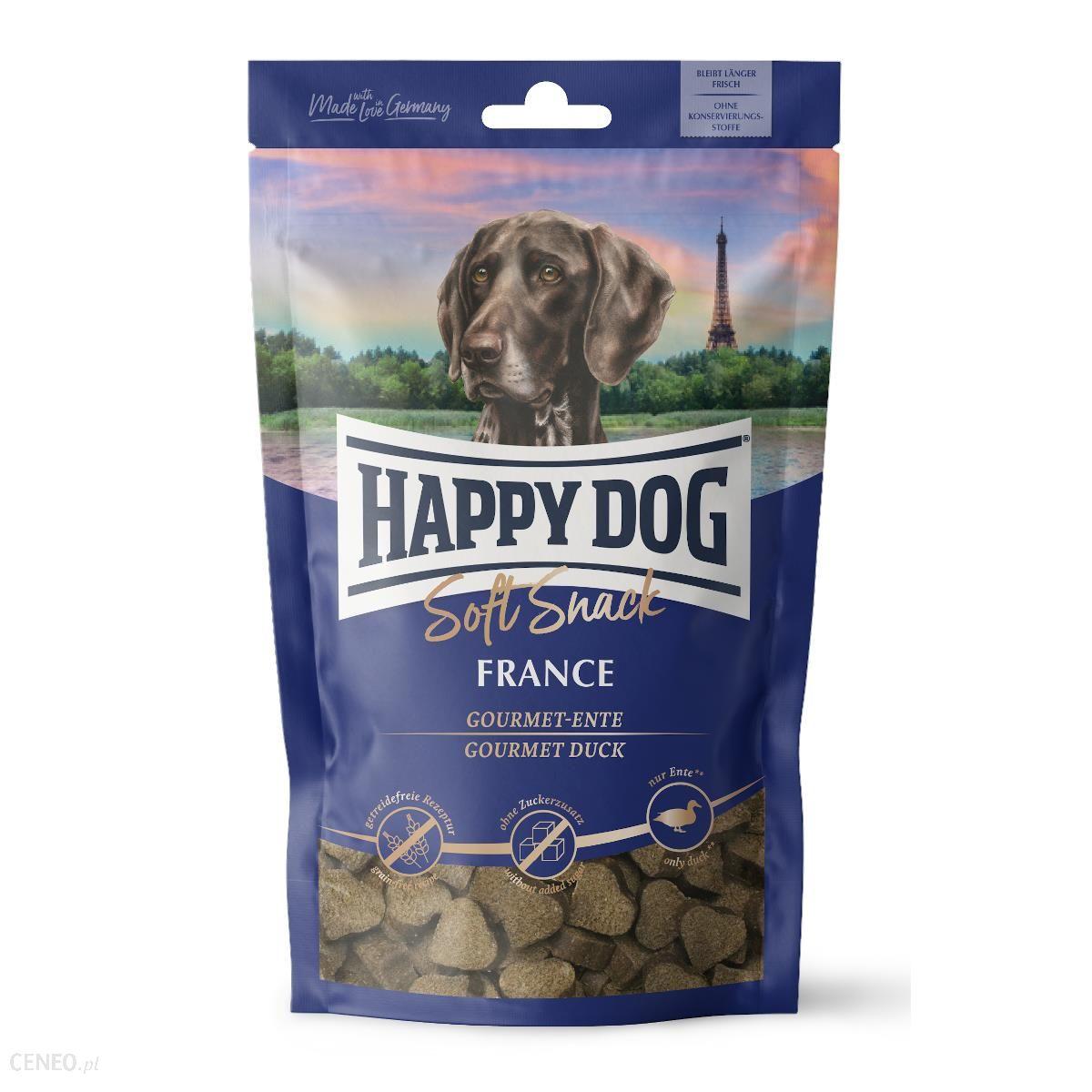 Happy Dog Soft Snack France 100G Kaczka