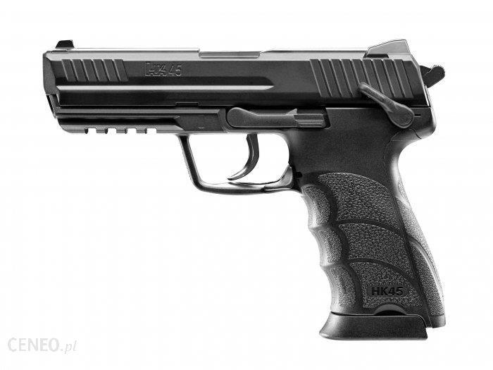 Heckler& Koch Pistolet Wiatrówka Heckler&Koch Hk45 4