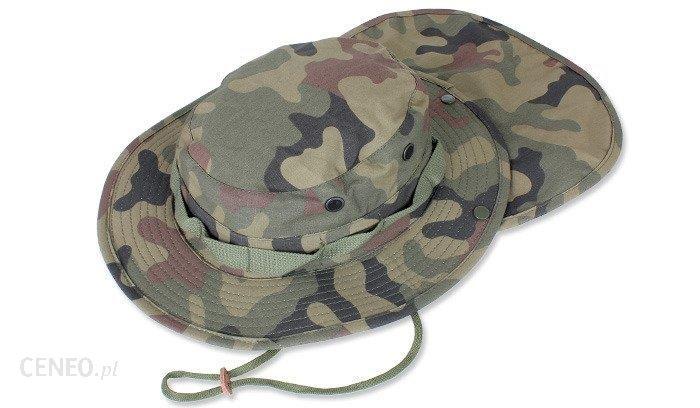 Helikon - Kapelusz Boonie Hat z osłoną - PolyCotton Ripstop - Pantera Leśna - KA-BON-PR-04