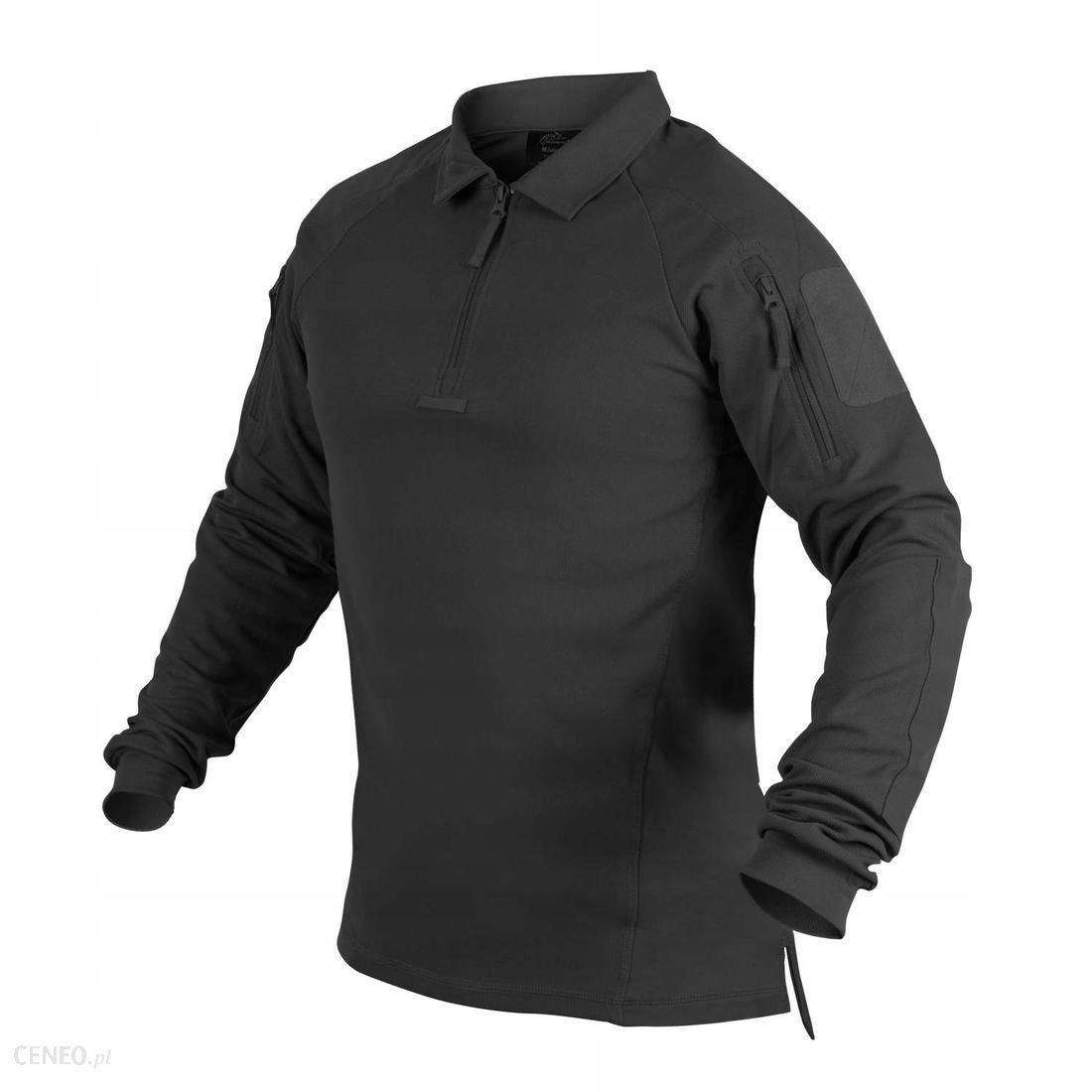 Helikon Koszula taktyczna Polo Range - Czarna r.XL