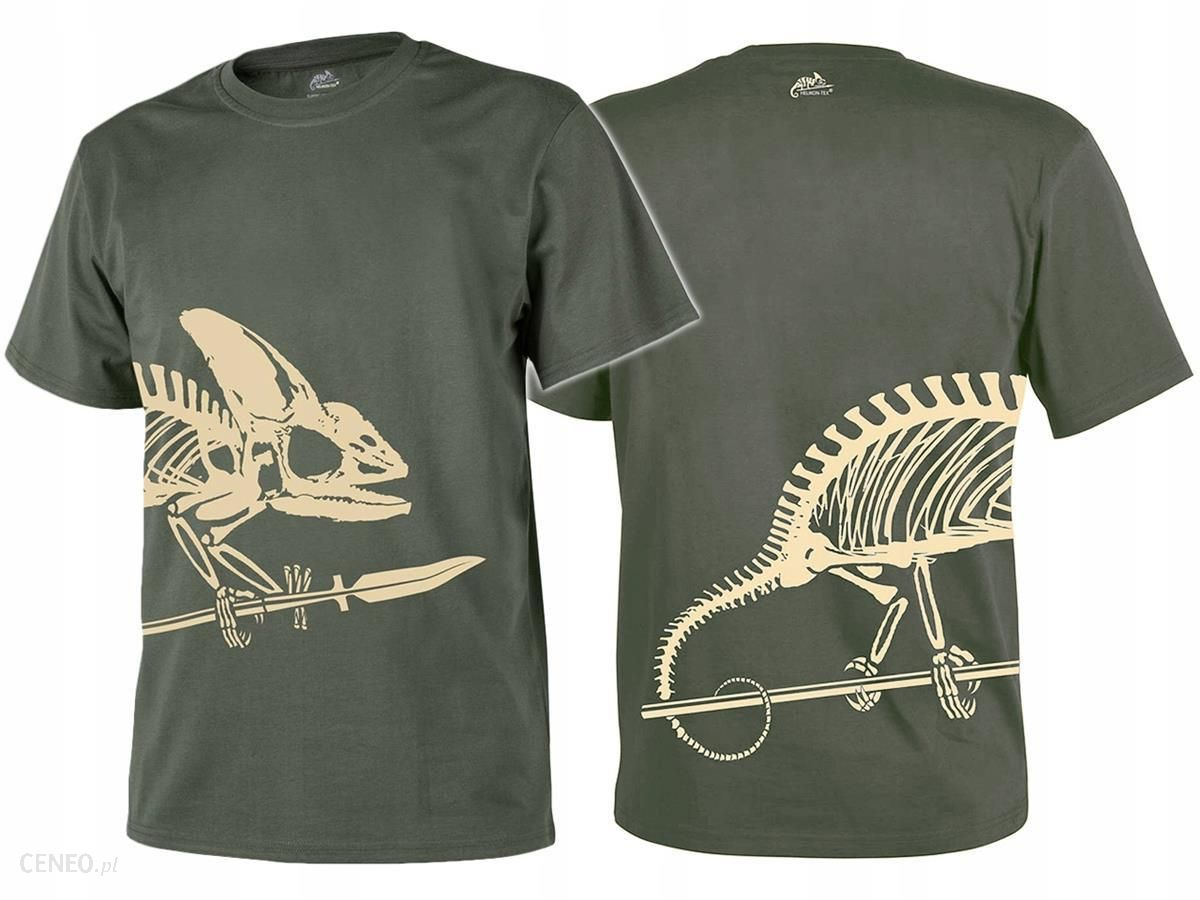 Helikon Koszulka T-Shirt Skeleton Olive XL