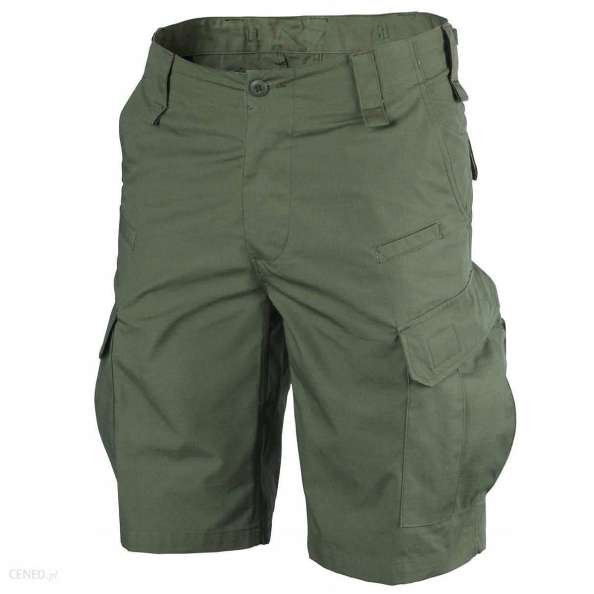 Helikon Spodnie Krótke Cpu R/s Olive Green S