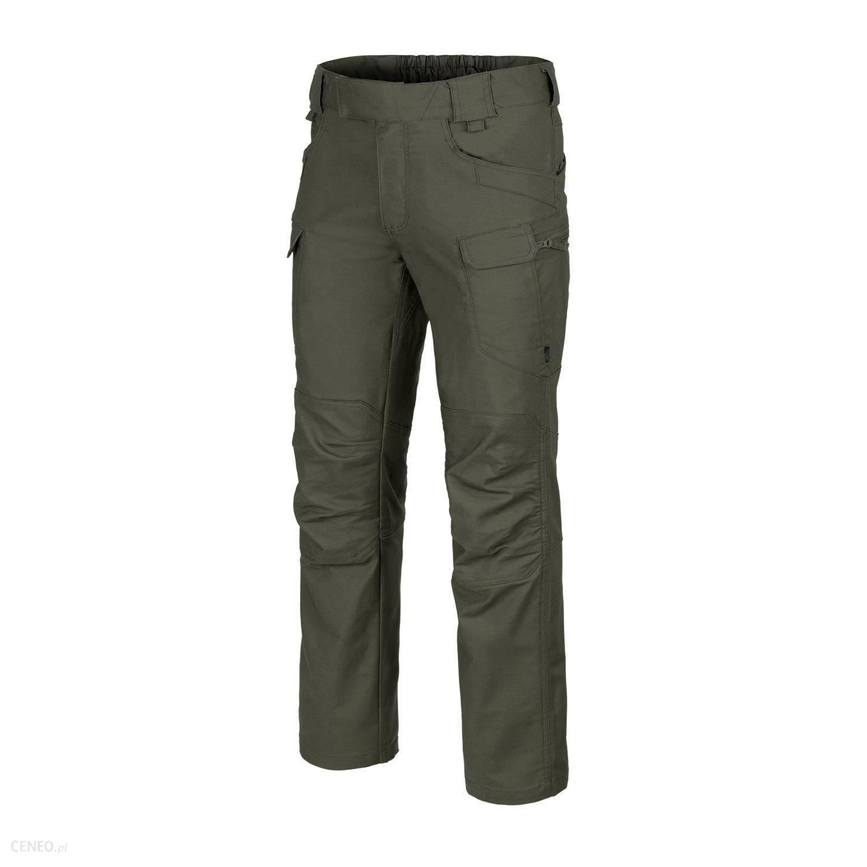 Helikon-Tex Spodnie Utp Urban Tactical Pants Polycotton Canvas Taiga Green M/XLong