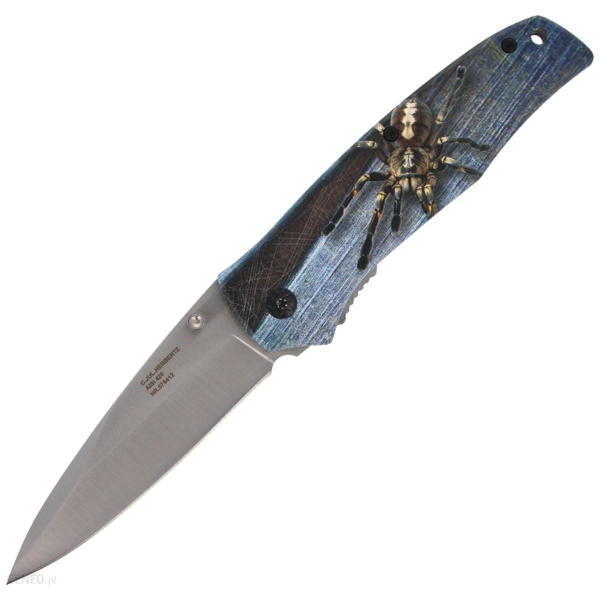 Herbertz Nóż Solingen Spyder Folder (575412)