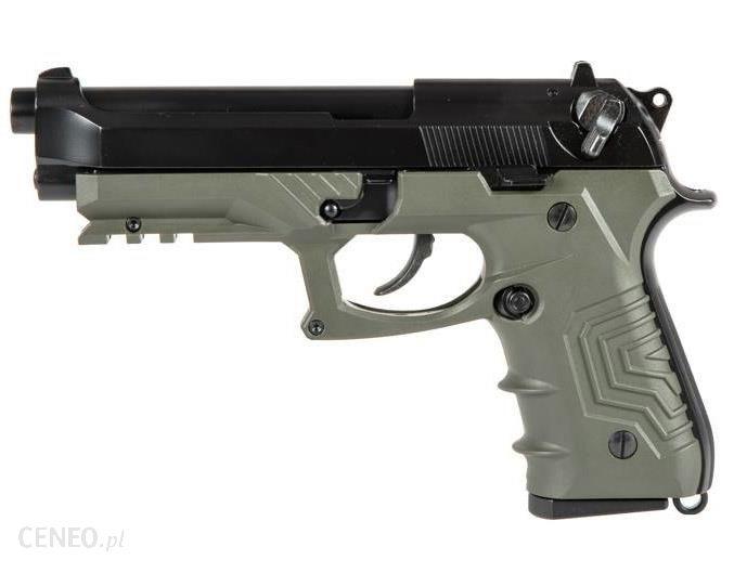 Hfc Pistolet Asg Gbb Hg173Bbgc Oliwkowy (Hfc02024312) G