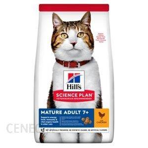 Hill'S Feline Science Plan Mature Adult 7+ Kurczak 1