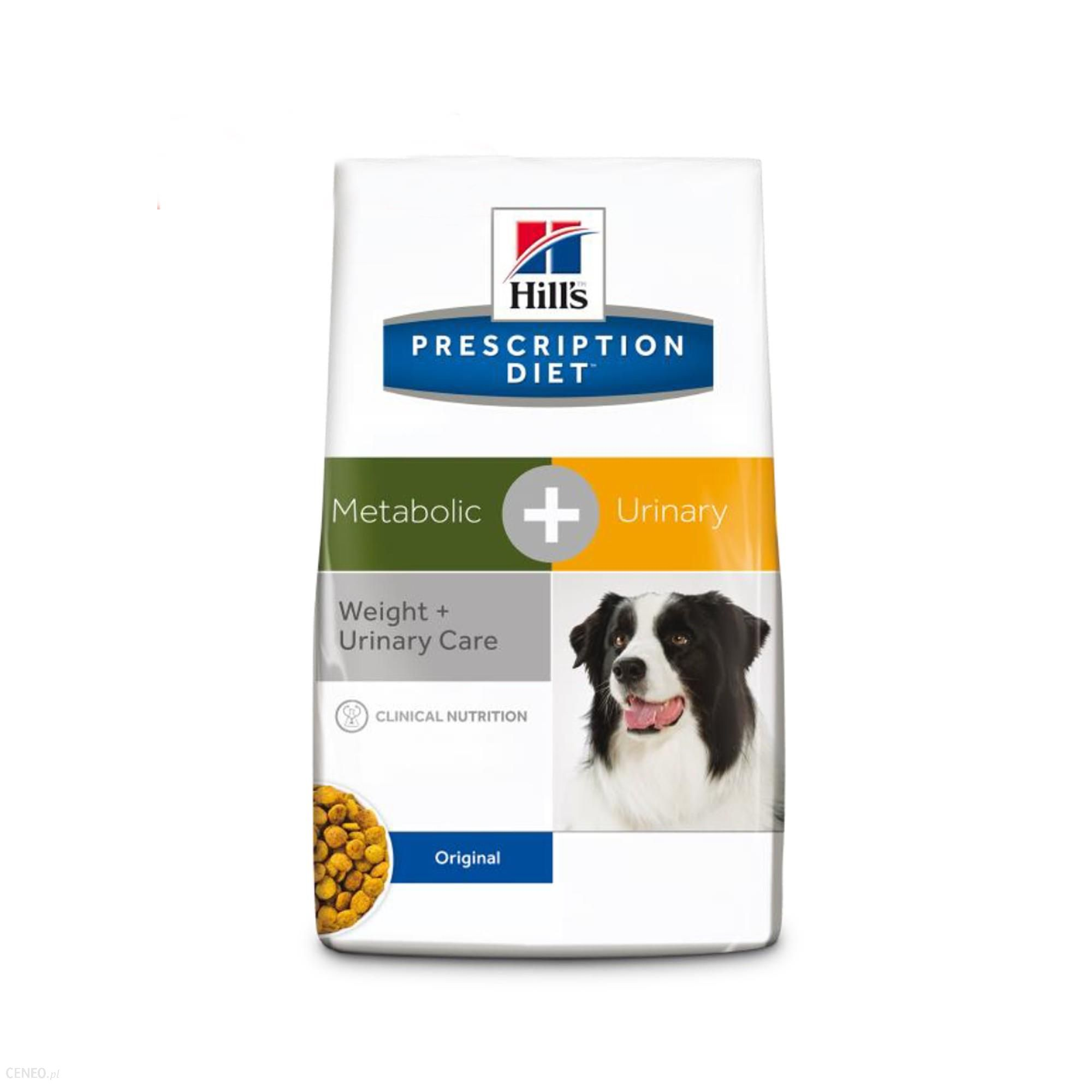 HILL'S PD CANINE METABOLIC & URINARY Care 12kg