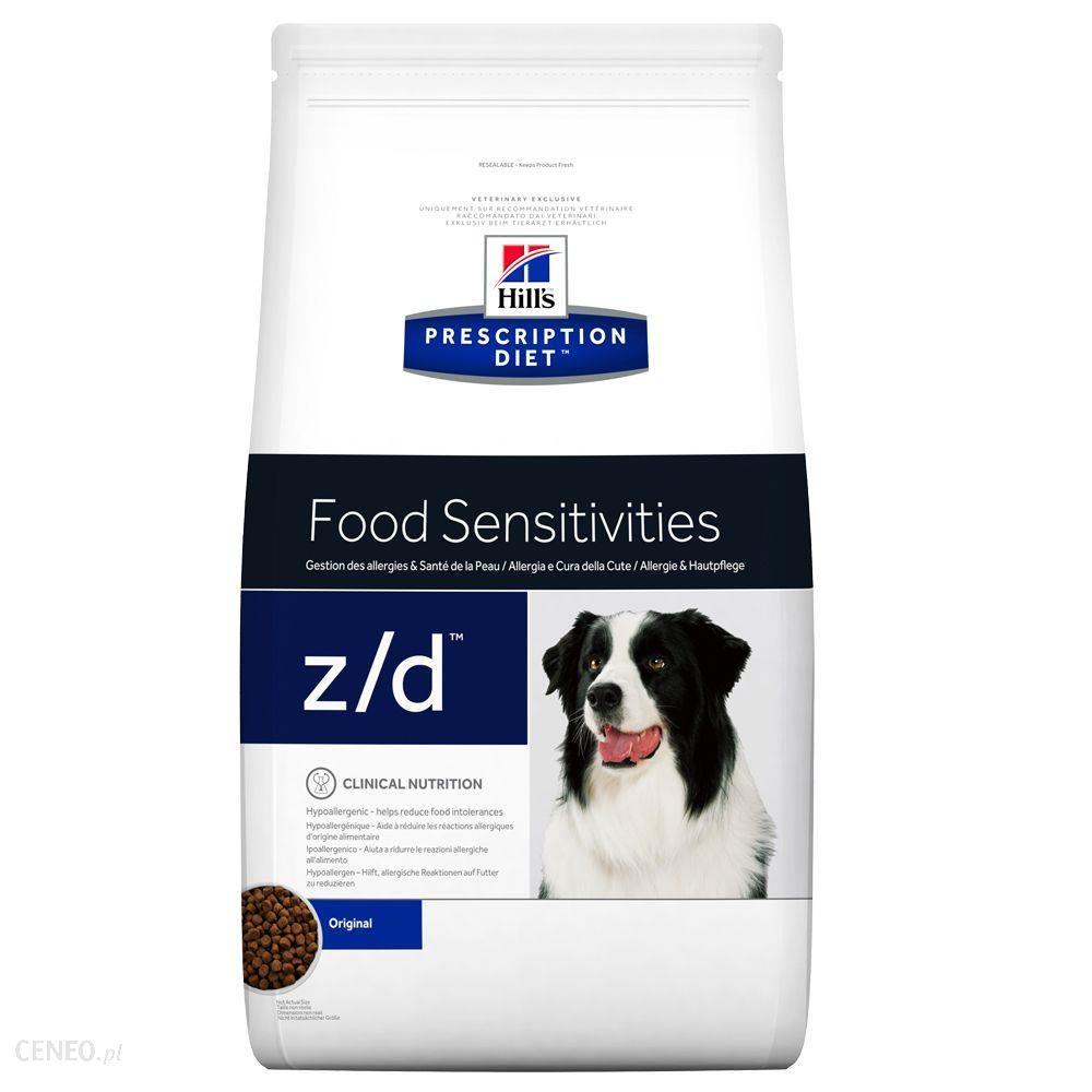 Hill'S Pd Prescription Diet Z/D Allergy & Skin Care 10Kg