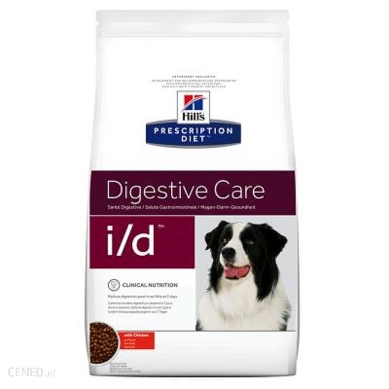 Hill's Prescription Diet Canine I/D 2x12kg