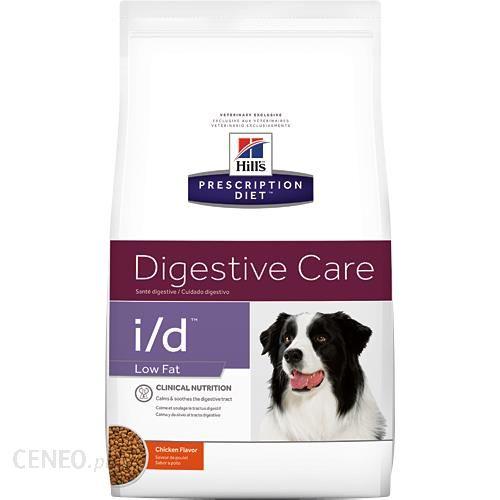 Hill's Prescription Diet Canine I/D Low Fat 12kg