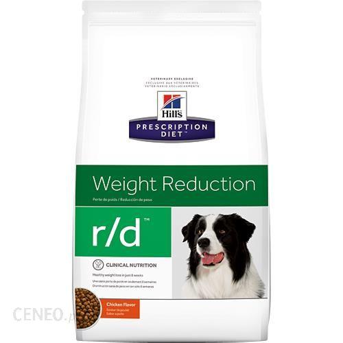 Hill's Prescription Diet Canine R/D 2x12kg