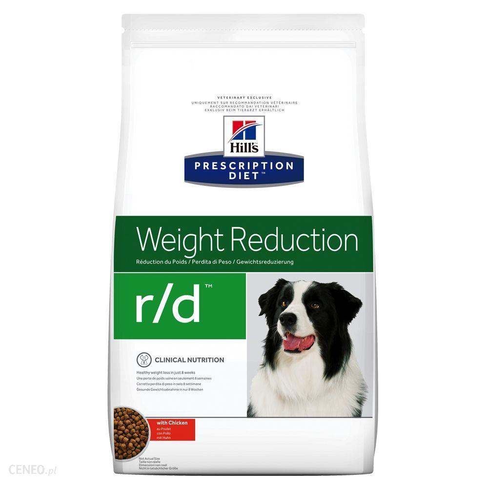 Hill's Prescription Diet Canine R/D 4kg