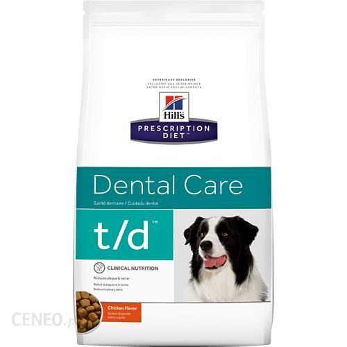 Hill's Prescription Diet Canine T/D 10kg