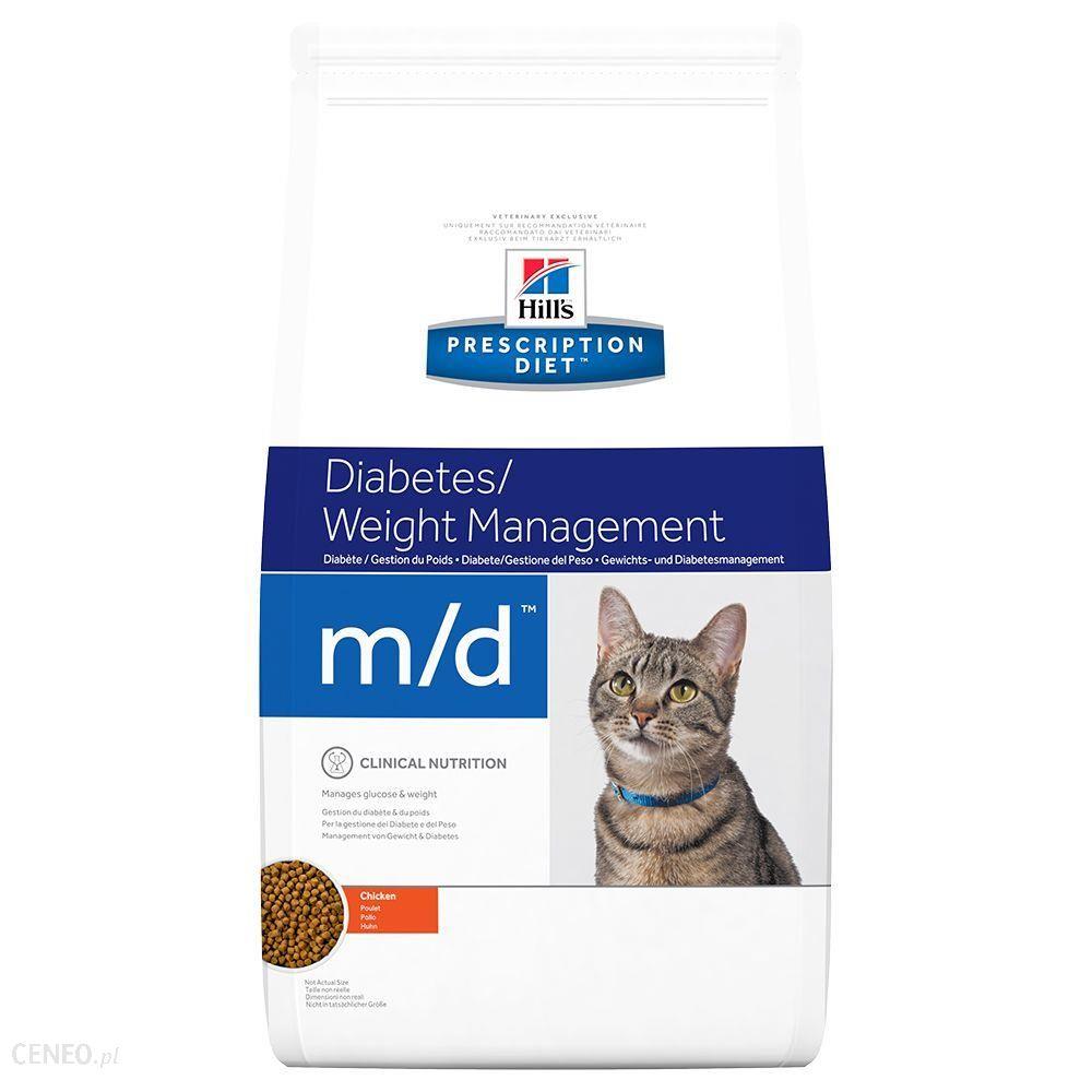 Hill's Prescription Diet Feline M/D 1