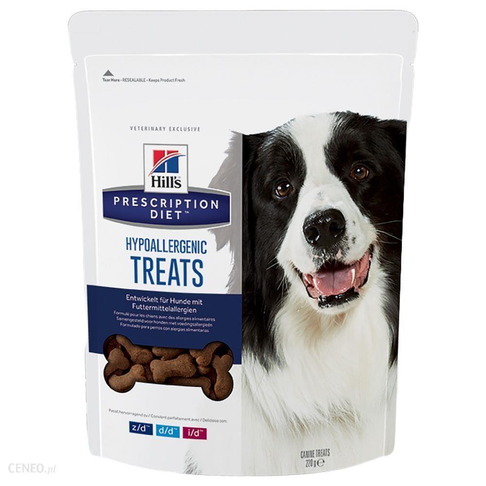 Hill's Prescription Diet Hypoallergenic Treats Canine 220g