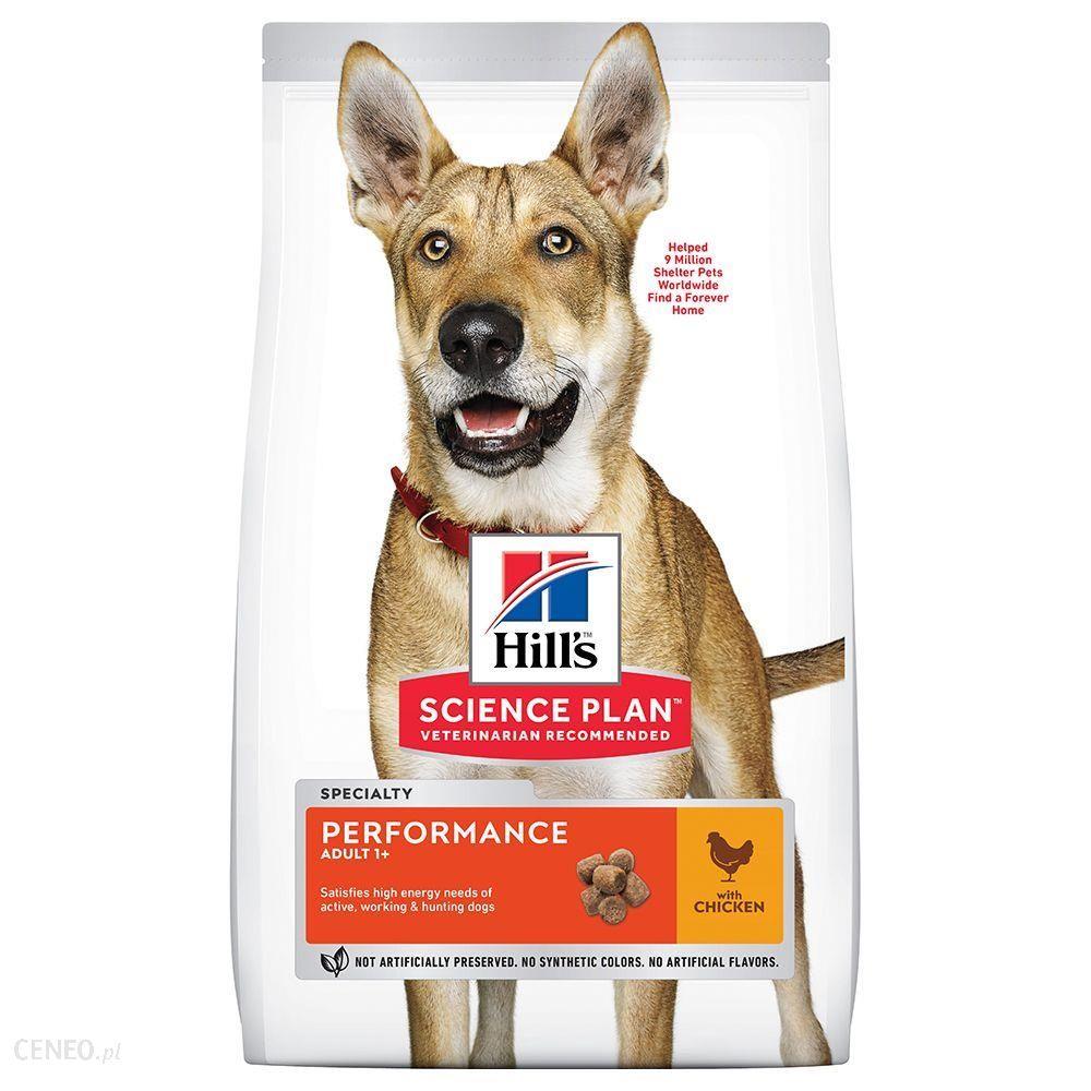 Hill'S Science Plan Adult 1+Performance Kurczak 14Kg