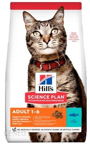 Hill'S Science Plan Feline Adult Tuńczyk 300G
