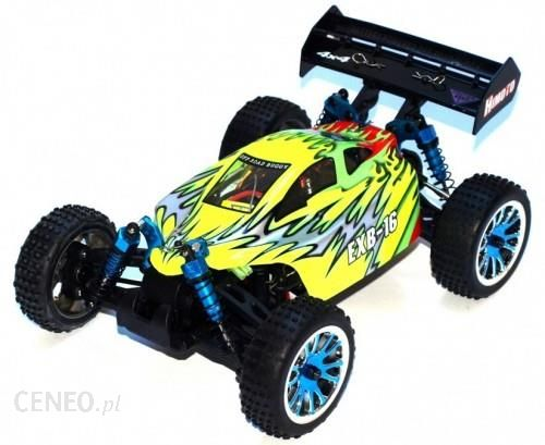 Himoto Exb-16 Brushless Buggy 1:16 2.4Ghz Rtr (Hsp Troian Pro) 18504