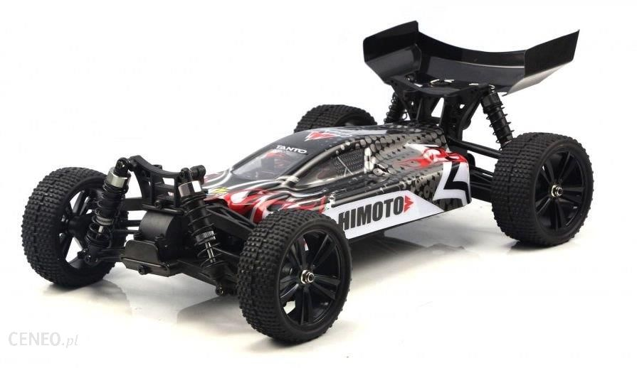 Himoto Tanto Buggy 1:10 4Wd 2.4Ghz Rtr Czarny (E10Xb31313)