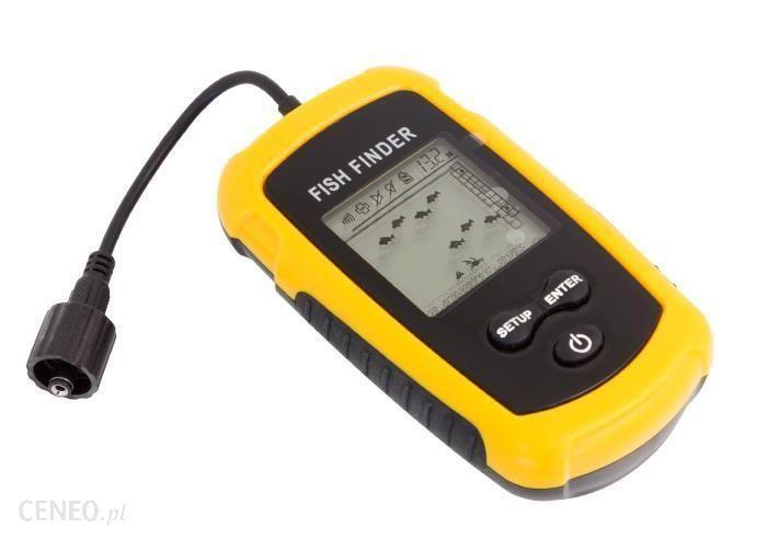 Home Appliances Ag421 Echosonda Fish Finder Sonar Wykrywacz Ryb