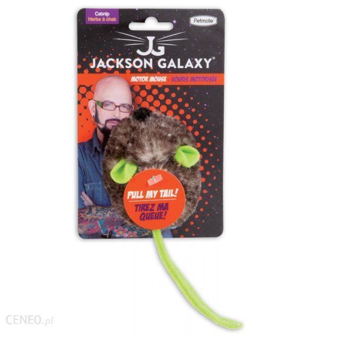 jackson galaxy Zabawka Motor Mouse Z Kocimiętką