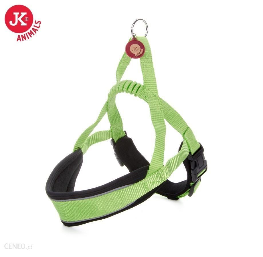 Jk Animals Szelki Comfort 52-56Cm Kolor Zielony
