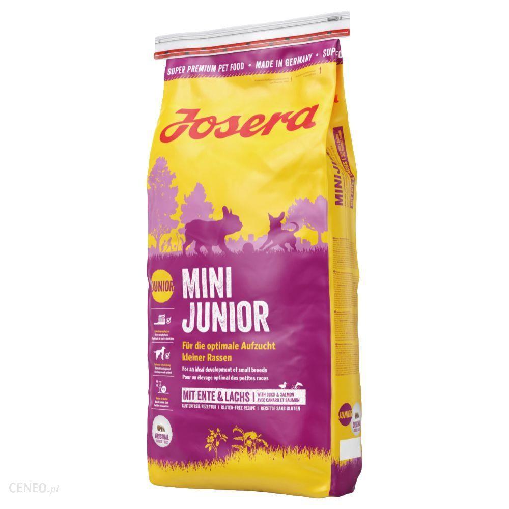 Josera MiniJunior 4kg
