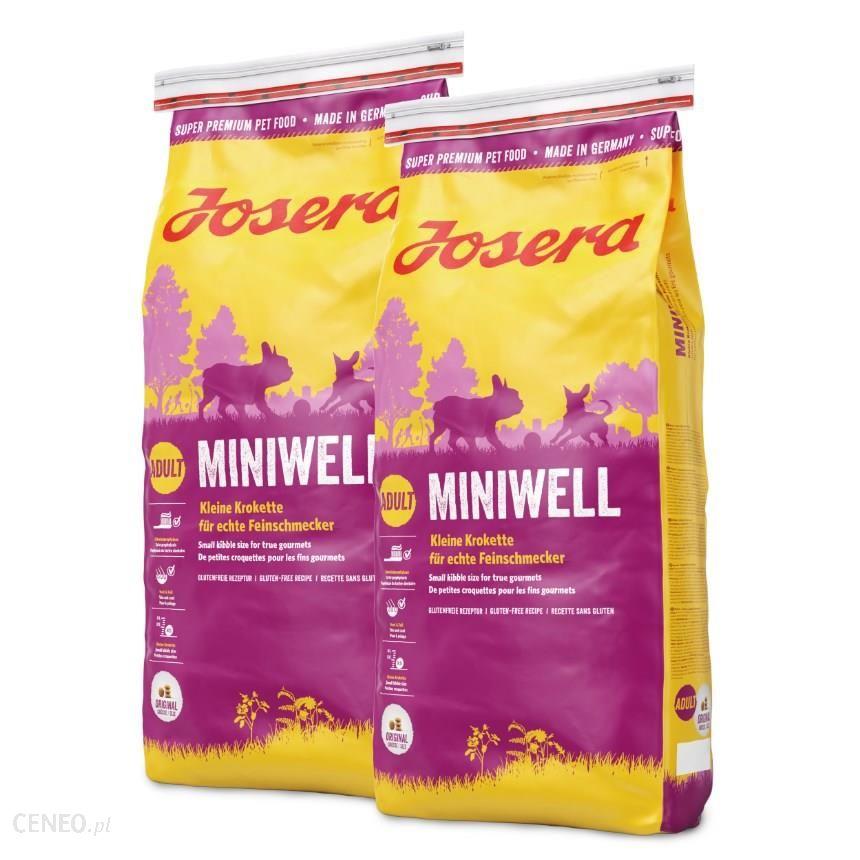 Josera Miniwell Adult 2X15Kg