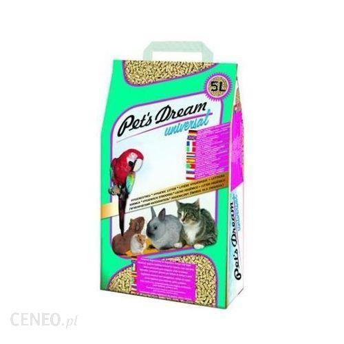 Jrs Pets Dream Universal Żwirek Drewniany Dla Kotów I Gryzoni 7L