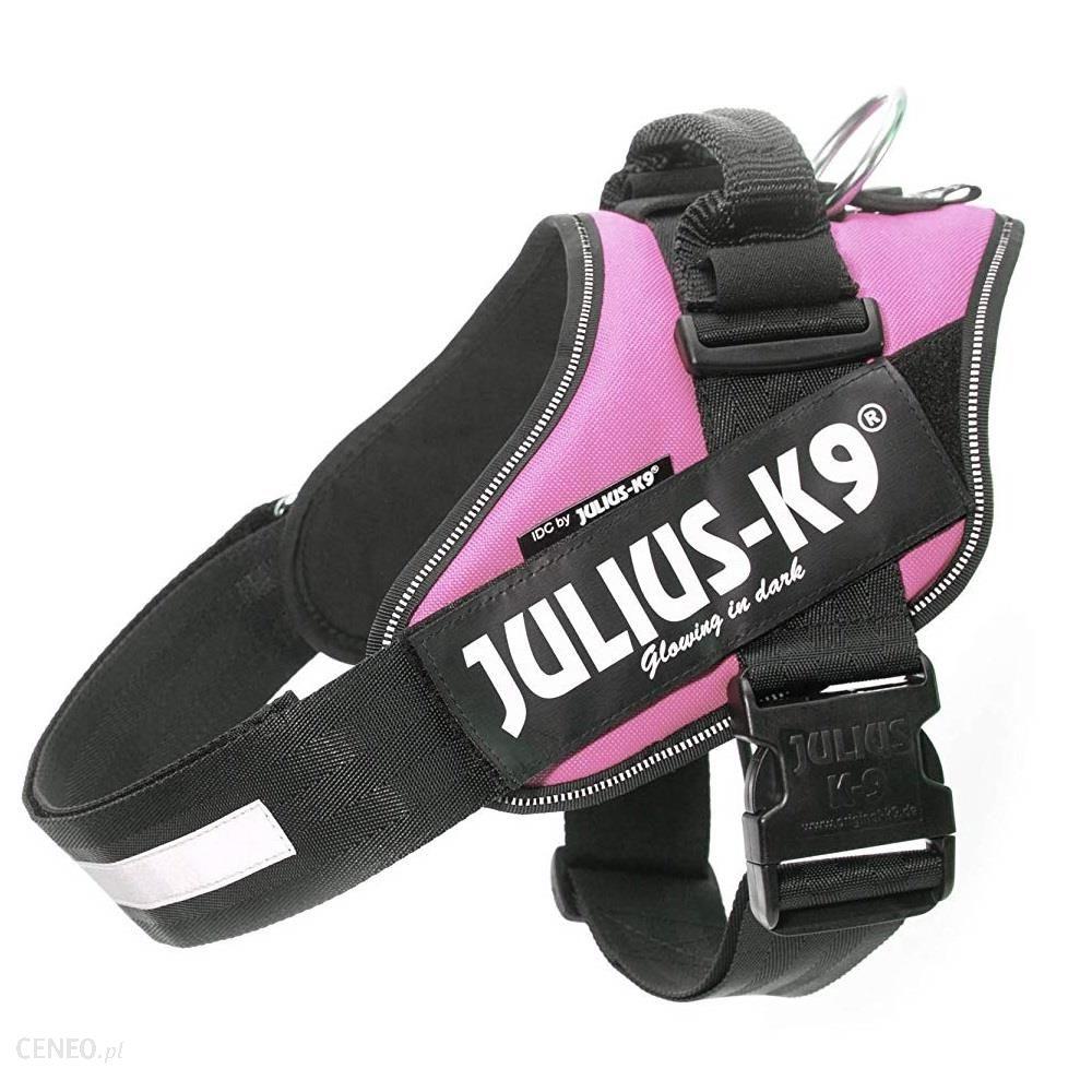 Julius-K9 Idc Dog Harness Pink Najwyższej Jakości Szelki Uprząż Dla Psów W Kolorze Różowym 2