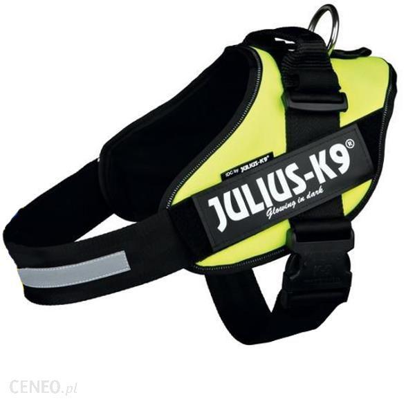 Julius K9 Julius Szelki K9 L Neonowe Żółte