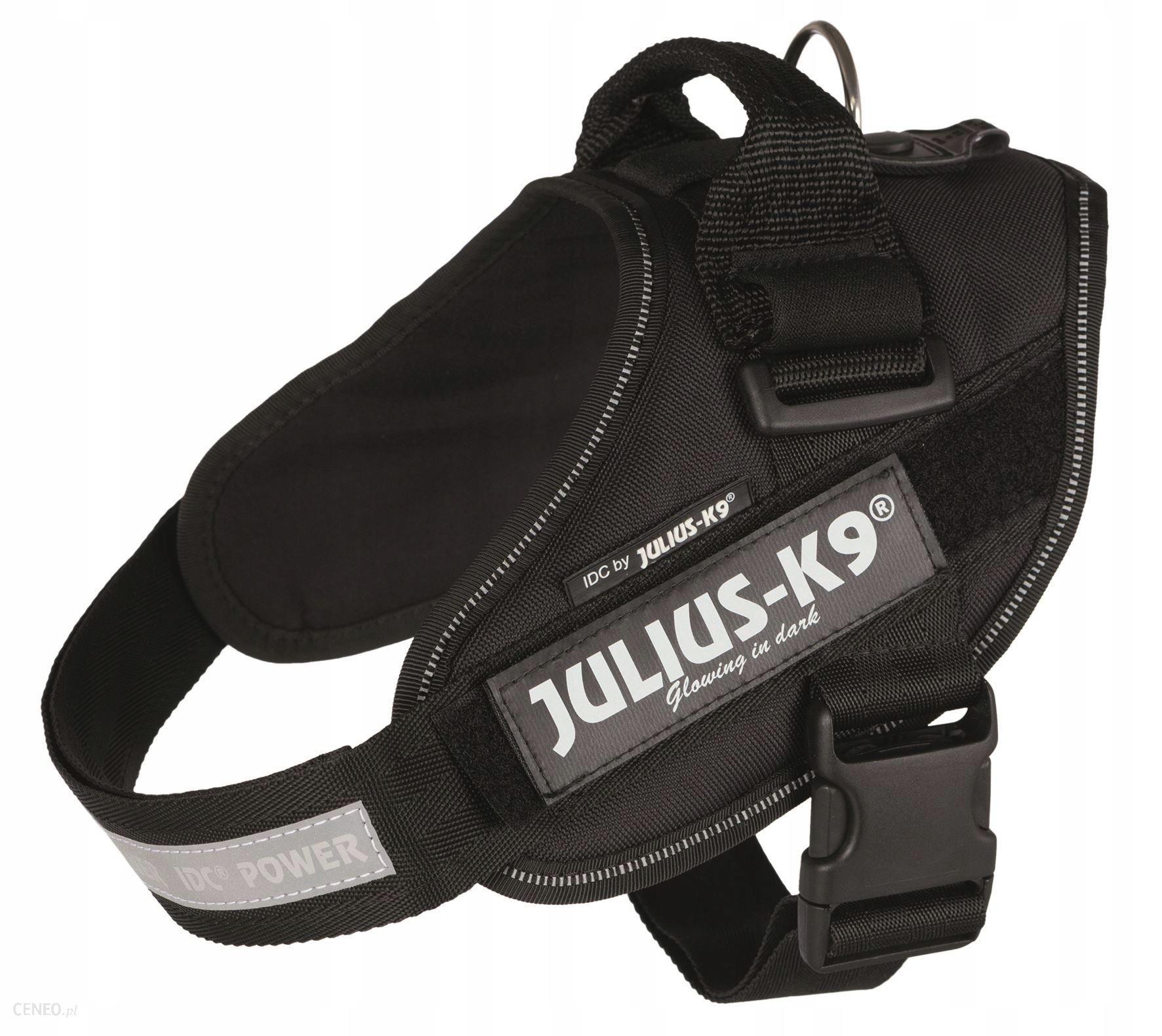 Julius-K9 Szelki Dla Psa Idc Power Black - Rozm. 0 (476998)