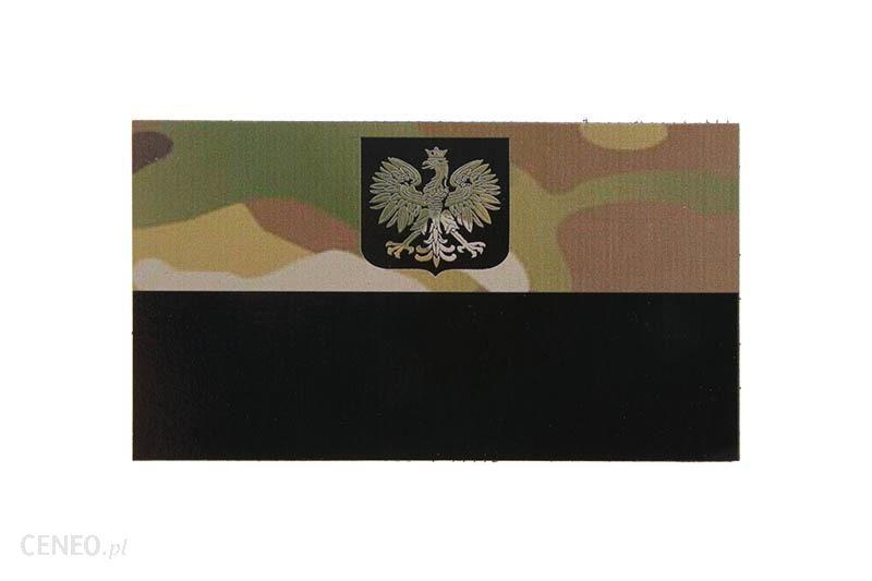 Kampfhund Naszywka Ir Flaga Polska A1 Multicam (Kam 30 017787) G