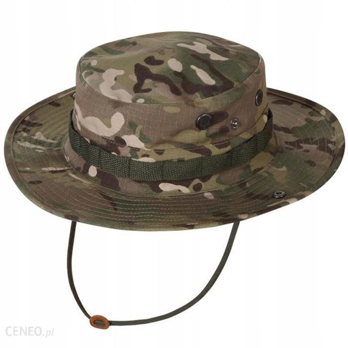 Kapelusz Jungle Rip-Stop Wojskowy Multicam M