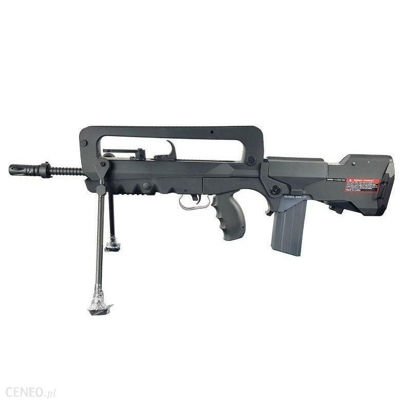 Karabinek szturmowy 6mm AEG Cybergun FAMAS EVO MOS