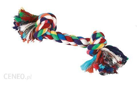 Kerbl Kość z bawełnianych sznurków 48cm